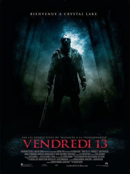 film Vendredi 13 (2009) en streaming